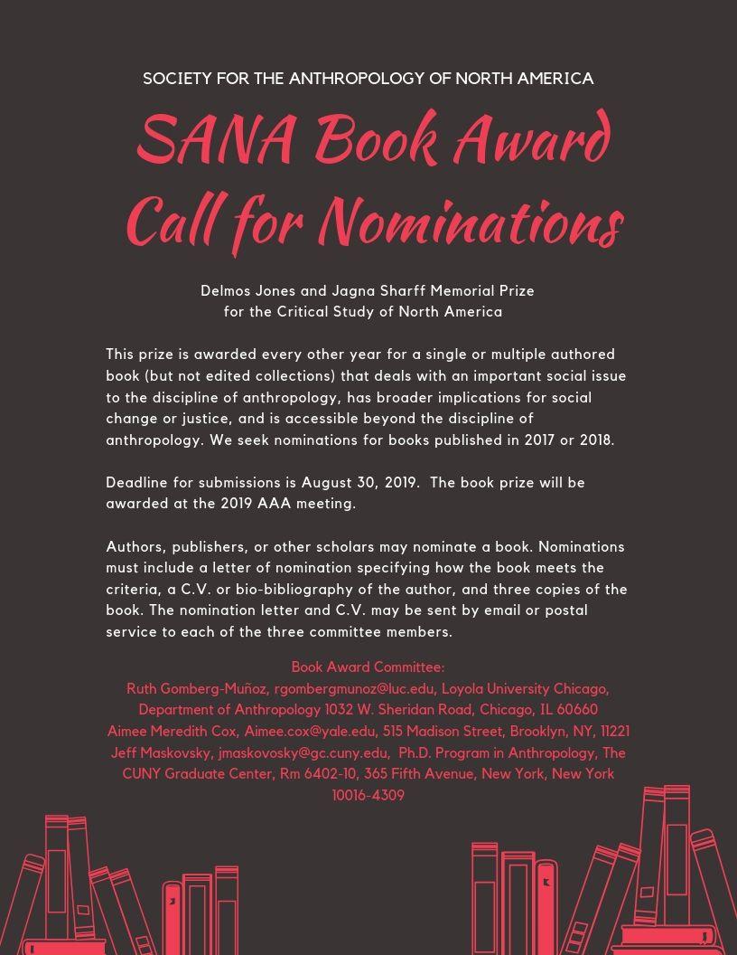 isa book awards